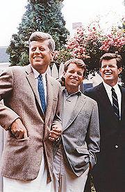 Dinastía, Empresa familiar, Marca,Ted kennedy, JFK, John Kennedy
